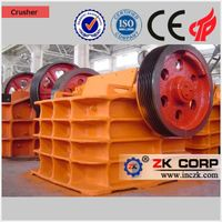 High Efficiency Jaw Crusher For Crushing