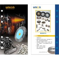 UNION BRUSH - Process applications in the shipbuilding, forging, sheet metal, paper, food proce