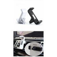 360 Rotation Universal Car Air Vent Mount Cradle Holder Stand for Iphone 6s 6 Samsung thumbnail image