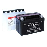 Ytx9-BS Ms Rechargeable Maintenance-Free Sealed Motorcycle Battery