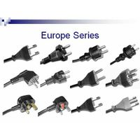 250v Standrad 2 3 pin Europe power cord thumbnail image