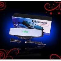 bluetooth rearview mirror car kit  ALD88