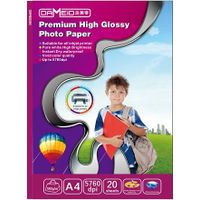 180G high glossy photo paper & inkjet paper (A4* 20), professional manufacturer