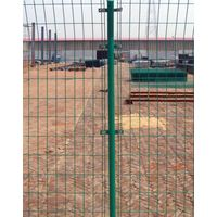 Double Wire Fence double rod fence panel or double rod gratings