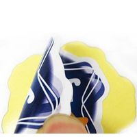 Self adhesive PVC Label Sticker/Decal with Screen Printing, Water- and Slip-resistant thumbnail image