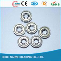 Silent running cheap deep groove ball bearing 608ZZ