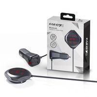 GXYKIT Bluetooth handsfree Car FM Transmitter Charger Q7s Car Bluetooth MP3