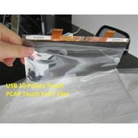 transparent flexible touch film capacitive pcap touch film cellphone film thumbnail image