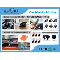 1 USD Magnetic Air Vent Holder for Mobile Device