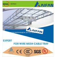 Metal Cable Tray Wire mesh basket cable