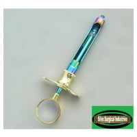 Aspirating Syringe Dentist  Dental Surgical Instrument