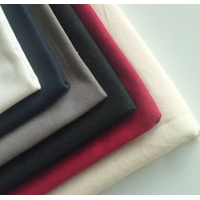 China Supplier GOTS certified Organic Cotton canvas Fabric for shoes