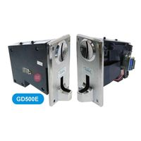 [GD]500 multi coin acceptor validator,(5 coin acceptance),coin selector mechanism