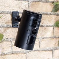 waterproof IP66 Invisible IR Guard Camera Motion Detectio surveillance camera home security camera H thumbnail image