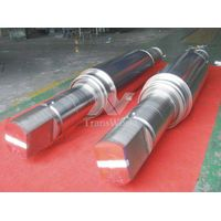 High speed forged steel rolls rollers