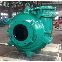 horizontal centrifugal R55 rubber mechanical seal slurry pump thumbnail image