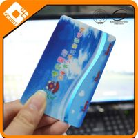Printable 125KHZ EM4100 Employee Photo ID Card/Access Control Smart Card