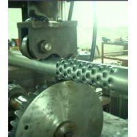 High Quality Automatic Muffler Hole Punching Machine
