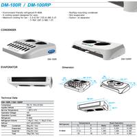 Truck Transport Refrigeration System (DM-100R)/(DM-100RP)