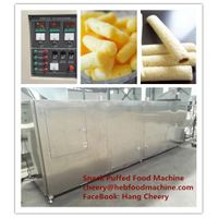 SH-4 Factory cheap new puffed snack food machine