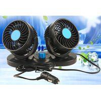 Vehicle mounted fan