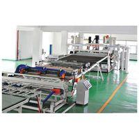 PC/PMMA/GPPS/APET Plastic Sheet&Plate Extrusion Line thumbnail image