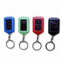 Solar Flashlight Keychains thumbnail image
