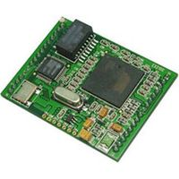 1-port(TTL) to 10/100Base-T(X) Embedded Device Server (EX1000)