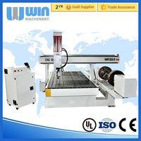 Cheap 3 Axis 1325-R CNC Rotary Table Foam Cutting Machine thumbnail image