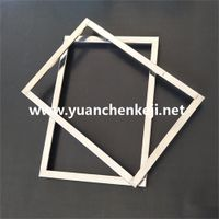 Stainless Steel Bracket / Welded Mirror Bracket / Stainless Steel Sheet Metal Bracket thumbnail image