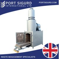 500 KG/H Natural Waste Incinerator [Cremation, Recycling] [FREE FREIGHT] thumbnail image