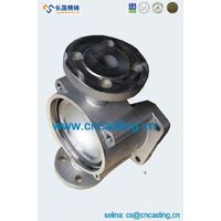 investment castiing-valve's parts