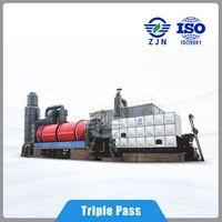 ZJN Sludge Drying Equipment Triple for Distiller's Grains/DDGS Drying thumbnail image