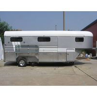 2015 new style china gooseneck horse trailer for sale