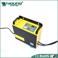 Highest charging efficiency Modular Forklifts Lithium Battery Charger 48V 50~100A
