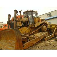 Used Crawler Bulldozer Caterpillar D9N