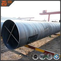 API 5L Spiral Welded Steel Pipe thumbnail image