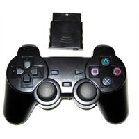 PS2 wireless vibration game controller (PS2-706 2.4G)