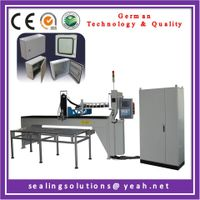Rubber gasket pu dispensing machine