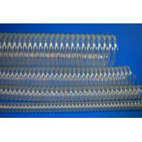 copper coated wire clear PU ducting