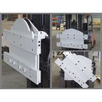 Rotators for forklift trucks
