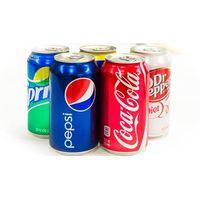 Soft Drinks Mirinda, Sprite, Coke, Fanta, Lipton Ice Tea, Pepsi, Cola 330ml Can thumbnail image