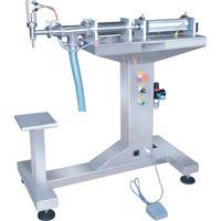 Vertical Single Head Liquid Filler Filiing Machine G1lyd 100-5000ml thumbnail image