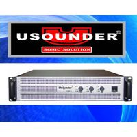 Usounder 3 Channel Power Amplifier,Professional Power Amplifier, Audio Amplifier, Pa Pro Amplifier