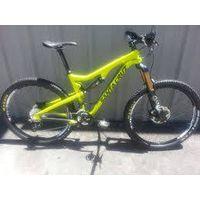 Sell Offer SANTA CRUZ BRONSON CARBON SPX AM 27.5 MOUNTAIN BIKE 50% Discount thumbnail image