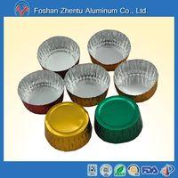 SPLR66C round measuring aluminum foil baking cup