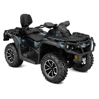 2017 Can-Am Outlander Max Limited 1000