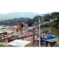 High Efficiency Sand Making Production Line With ISO9001:2008 thumbnail image