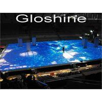 Gloshine full color p8.93 indoor LED dance floor display