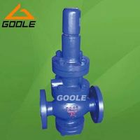 Pilot Operated Steam Pressure Reducing Valve